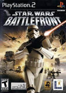 PS2 STAR WARS BATTLEFRONT Eastwood Ryde Area Preview
