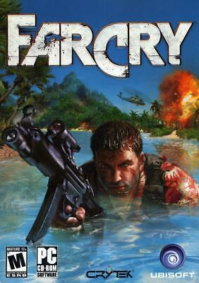 Computer Games - Far Cry 1 PC Games Windows 10 8 7 XP Computer farcry shooter action fps