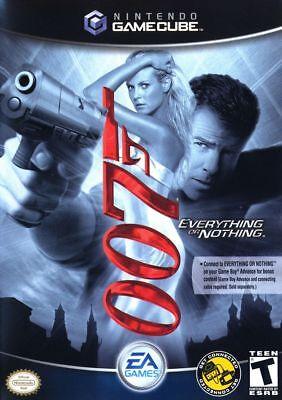 James Bond 007: Everything or Nothing NGC New GameCube