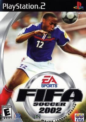 Fifa Soccer 2002 Ps2 Playstation 2