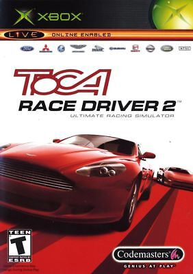 (TOCA Race Driver 2: Ultimate Racing Simulator Xbox New Xbox, Xbox)