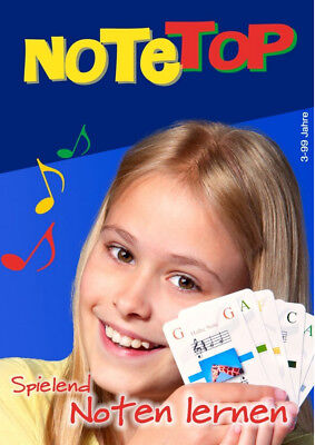 ART OF MUSIC NoteTop Kartenspiel