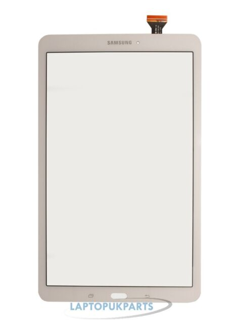 """For Samsung Galaxy Tab E 9.6"""" SM-T561 T567 Touch Screen Digitizer Glass White"""