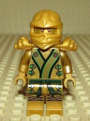 LEGO LLOYD Gold Ninja minifigure Ninjago