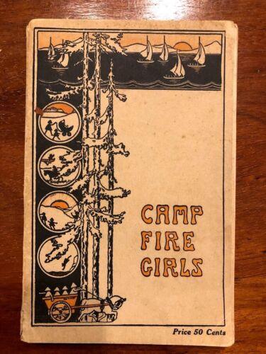 Camp Fire Girls Manual - 1925
