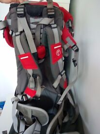 LittleLife Traveller S2 Child Carrier. Good Condition.