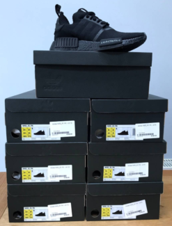 *LATEST NMD Japan Pack TRIPLE BLACK* LIMITED