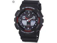 G-Shock GA-100-1A4ER watch