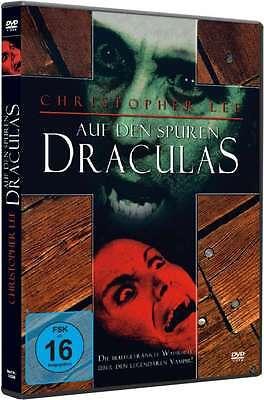AUF DEN SPUREN DRACULAS [Christopher Lee] - DVD - NEU & OVP - Dokumentation 1975 online kaufen