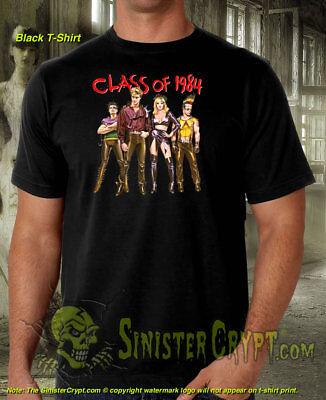 Class of 1984 T-Shirt Cult Film Movie Kids - Class Kids T-shirt
