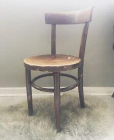 Vintage Thonet Bentwood Chair