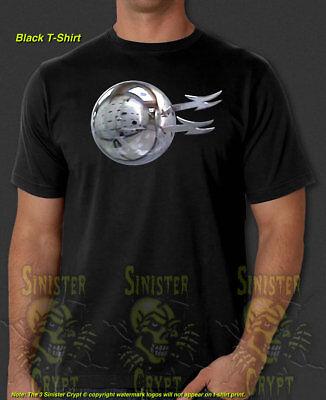 Horror Ball - Phantasm Sentinel Sphere Ball of Death 1979 Horror movie New T-Shirt S-6XL