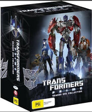 BRAND NEW & SEALED! Transformers PRIME season 1 collection BOX SET! Craigieburn Hume Area Preview