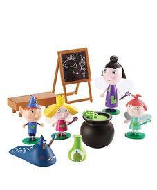 Ben & Holly's Little Kingdom Magic Class Set