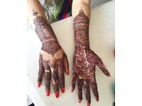 HENNA ARTIST **NOW TAKING FOR EID BOOKINGS***