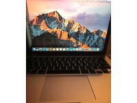 macbook pro retina display late 2013 with broken screen but still works fine