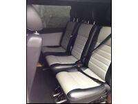 T5 rear seats