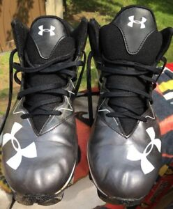 GUC Under Armour Football/Baseball cleats men size 10.5