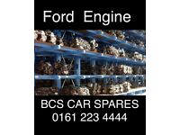 Ford. Engine. Fiesta Focus. Ka . Mondeo fully Tested ask