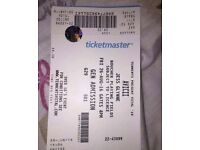 Avicci ticket for sale