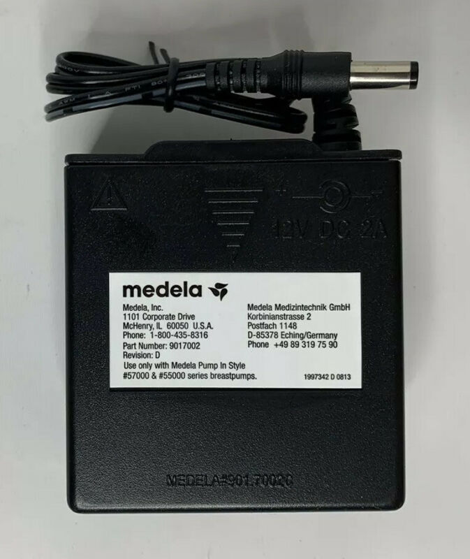 NEW Medela Battery Pack Power Supply For Breast Pump 9207010