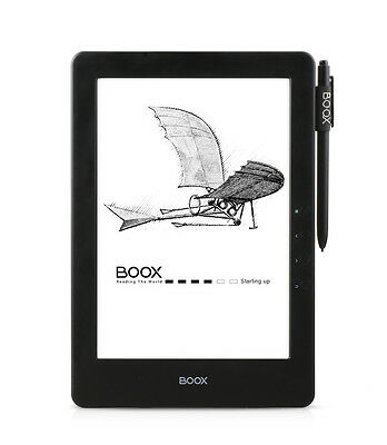 "Onyx BOOX N96 ML Carta + 9.7"" E Ink Display FrontLight E-book Reader Google"