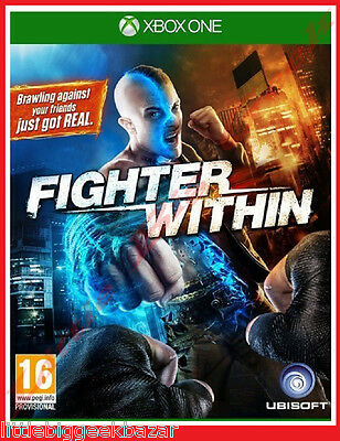 FIGHTER WITHIN   X-Box One Xbox Microsoft Jeu Video sous Blister # NEUF #