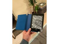 Kindle Paperwhite 2020 Edition with Case