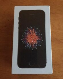 ** GRADE A** IPHONE SE 64GB - UNLOCKED ALL NETWORKS - SPACE GREY