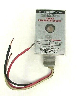 Precision Outdoor Photoelectric Control Cell Sensor Lcs 614 New 14v 3 Amp