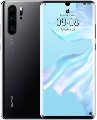 Huawei P30 Pro Sim Free 40MP 128GB Smartphone (Black)