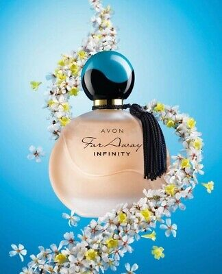 Avon Far Away Infinity Eau De Parfum Spray  50ML Free P&P Boxed