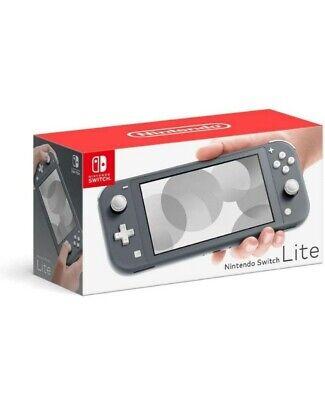 Nintendo Switch Lite Console Portatile - Grigia