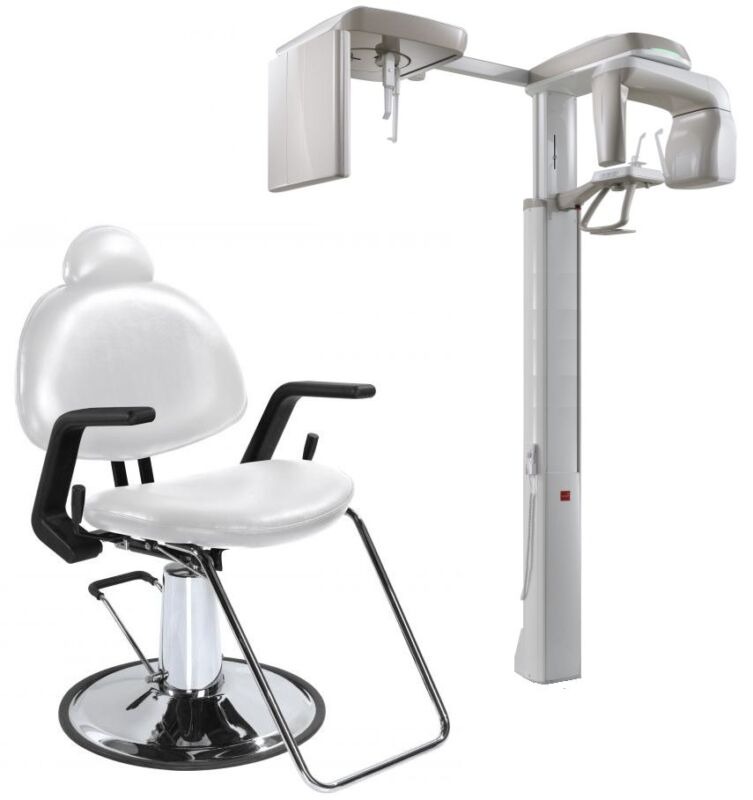 X-Ray Dental Chair (BLACK / WHITE)