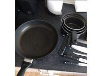 Kitchen pan sets
