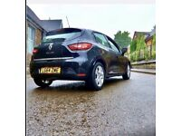 14 plate Renault Clio 1.2