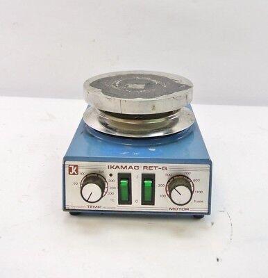 Magnetic Stirring Hotplate Stirrer Ikamag Ret-g