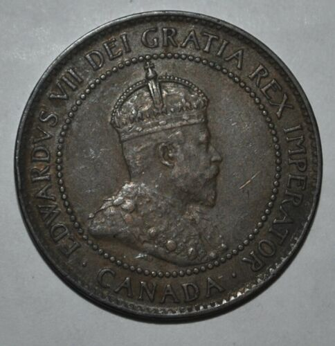 1902 Canada 1 CENT (G353e)