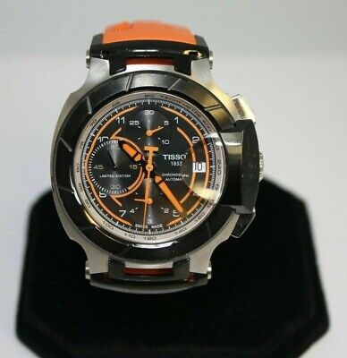 Tissot Moto GP 1853 Limited Edition T RACE Automatic Watch.