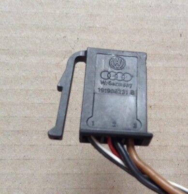 GENUINE VW AUDI WIRING LOOM REPAIR CONNECTOR PLUG SOCKET 191906231B