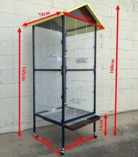 Budtrol Cage 167cm budgie bird cage weatherproof cage