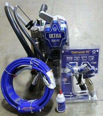 Graco Ultimate Nova Ultra 395 Pc Stand 826237 Or 17e844 Graco - New Gun Hose