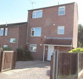 Large Double Bedroom To Let in 4 Bedroom House