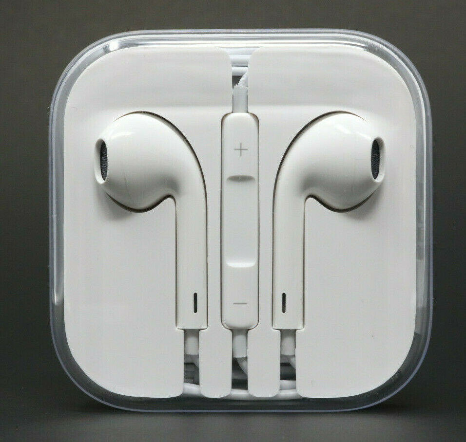 OEM Original Apple Earpods Headphones for iPhone Earphones E