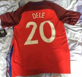 Men's England 2016 away shirt