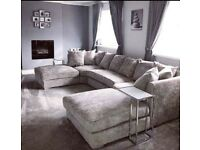SELLING THE SOFA ON WHOLE SALE PRICES ** U SHAPE 6 SEATER CORNER SOFA SET ** NOW IN STOCK