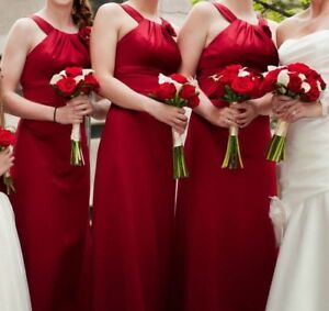 3 Alfred Angelo Bridesmaids Dresses