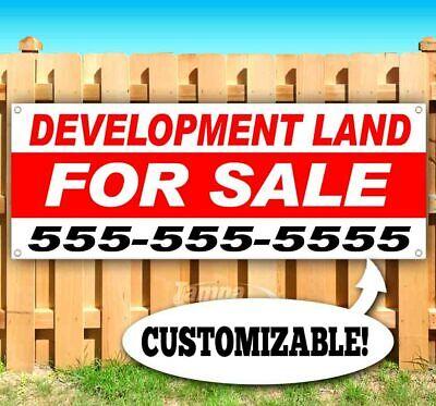 Development Land For Sale Advertising Vinyl Banner Flag Sign Custom Ph