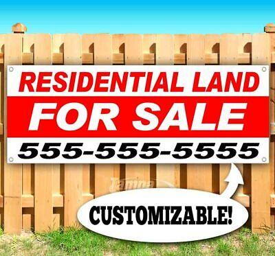 Residential Land For Sale Advertising Vinyl Banner Flag Sign Custom Ph