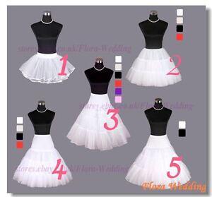 Rock-n-Roll-Net-Skirt-50s-Vintage-Petticoat-Retro-Underskirt-Fancy-Tutu-Costume
